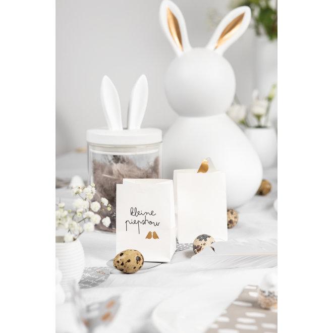 Pasen - Porselein konijn - LARGE
