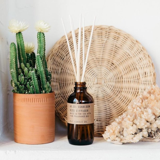 PF Candle - NO. 33 Sunbloom Diffuser