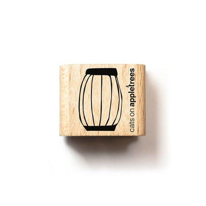 Ministempel Vaas / Lantaarn 27221