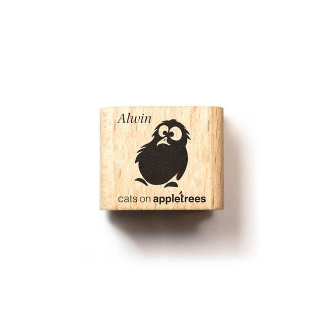 Ministempel Kuiken Alwin 27429