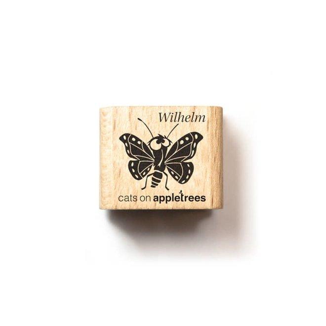 PRE ORDER - Ministempel Vlinder Wilhelm 27430