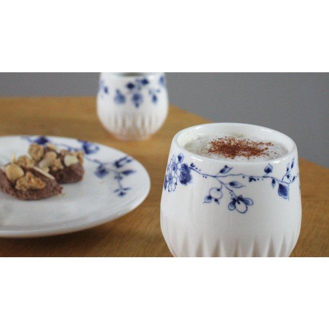 Blauw Vouw Koffiekop