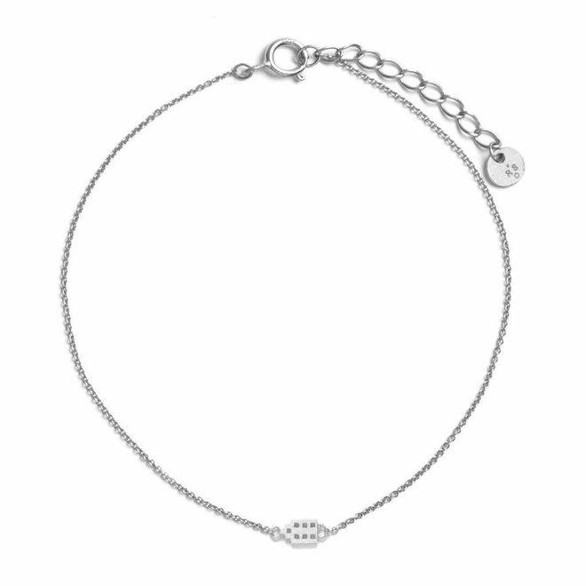 Armband - The Jordaan - Zilver