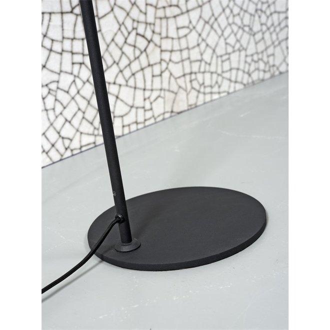 Vloerlamp Montreux LED - zwart