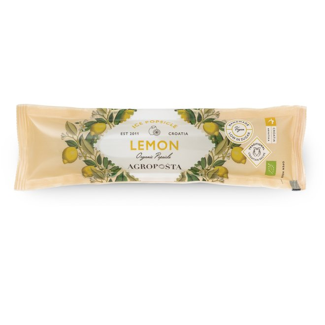 Agroposta - Popsicle Sachet Citroen ijs