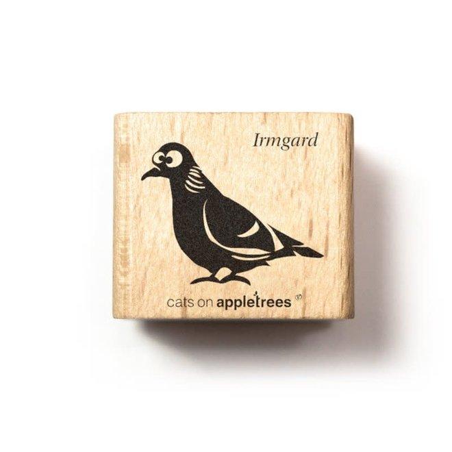 Stempel Duif Irmgard 27501