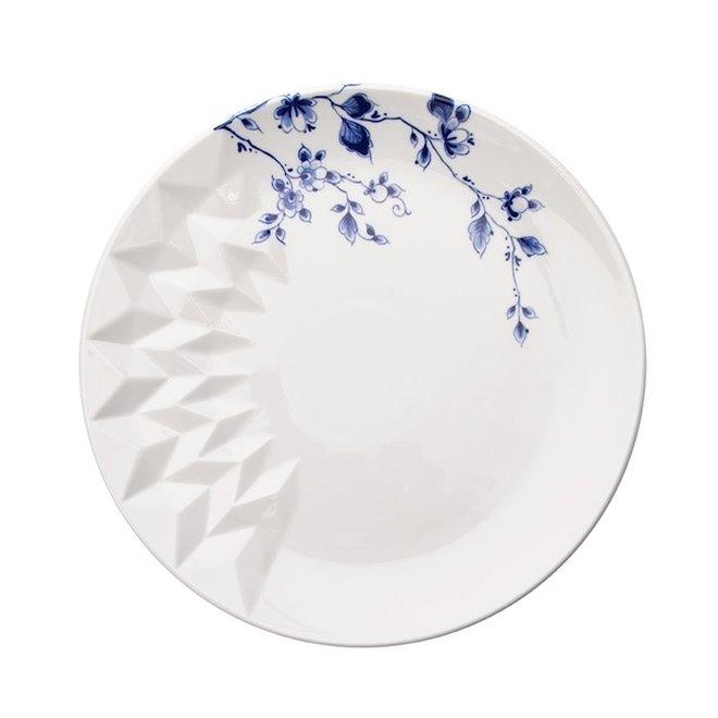 Blauw Vouw Ontbijtbord