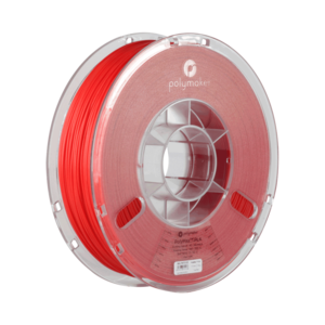 Polymaker PolyMax PLA filament - Red