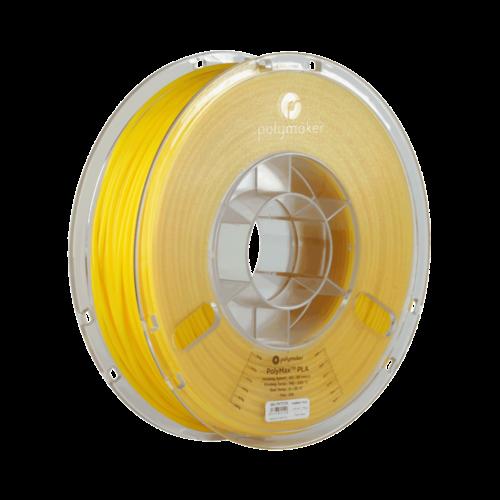 Polymaker PolyMax PLA filament - Yellow