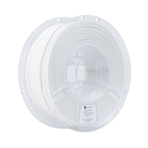 Polymaker PolyLite PLA filament - White