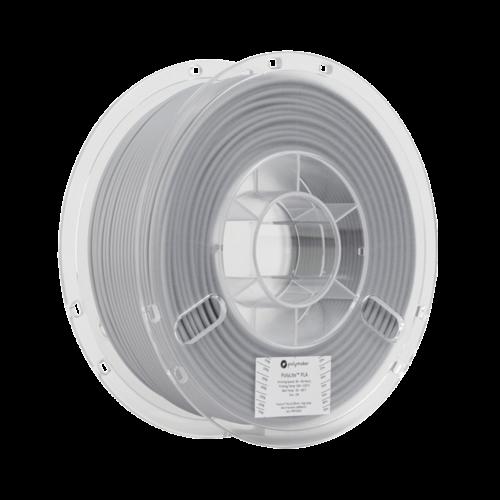 Polymaker PolyLite PLA filament - Grey