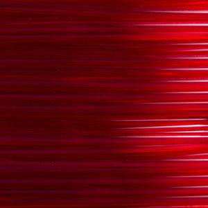 3DshopNL PET-G filament – Doorschijnend Rood