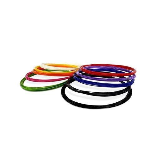 3DshopNL 10 kleuren 3D pen filament