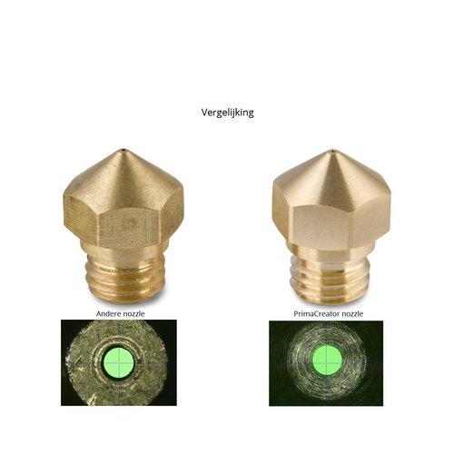 PrimaCreator PrimaCreator MK8 nozzle set - Gemixte diameter - 4 stuks