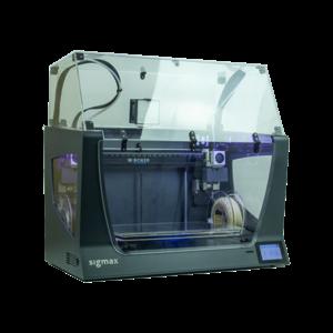 BCN3D Technologies BCN3D Sigmax cover met HEPA filter