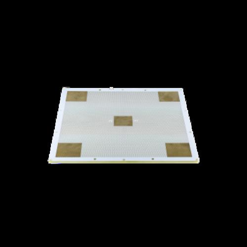 Zortrax Geperforeerd printbed V2 voor Zortrax M300 en M300 Plus