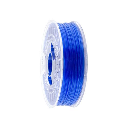 PrimaFilaments PrimaSelect PETG filament – Doorschijnend blauw