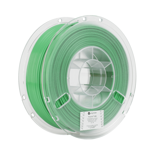 Polymaker PolyLite ABS filament - Green