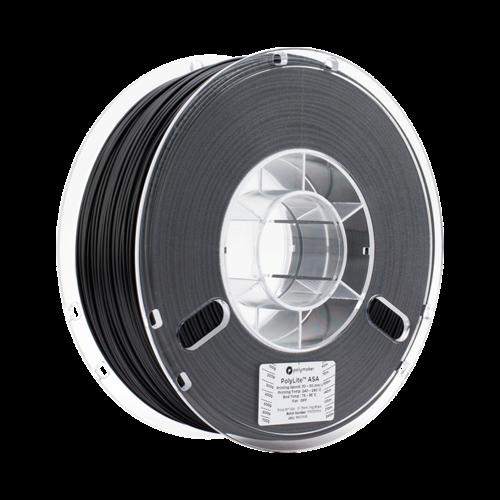 Polymaker PolyLite ASA filament - Black