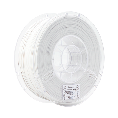 Polymaker PolyLite ASA filament - White