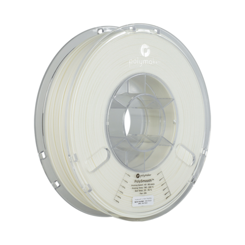 Polymaker PolySmooth filament - White