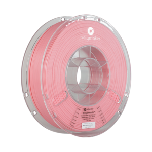 Polymaker PolySmooth filament - Pink