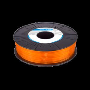 BASF Ultrafuse PLA filament - Orange Transculent