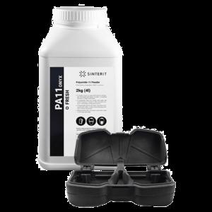 Sinterit Sinterit PA-11 Onyx Fresh poeder - 2kg