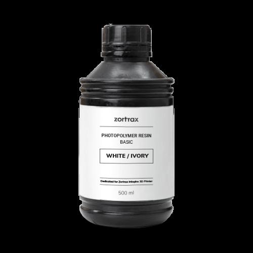 Zortrax Zortrax Basic resin - White - 500 ml