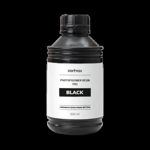 Zortrax Zortrax Pro resin - Black - 500 ml