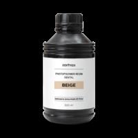 Zortrax Dental Model resin - Beige - 500 ml