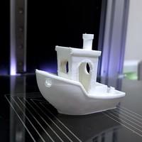 How To: PLA filament hechten aan het printbed