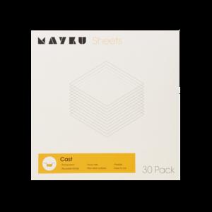 Overige Mayku Cast sheets - 30 stuks
