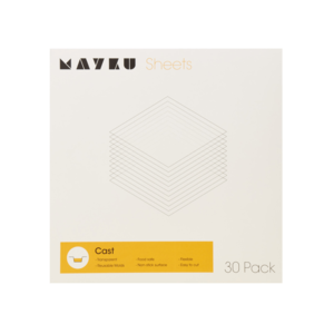 Overige Mayku Form sheets - 30 stuks