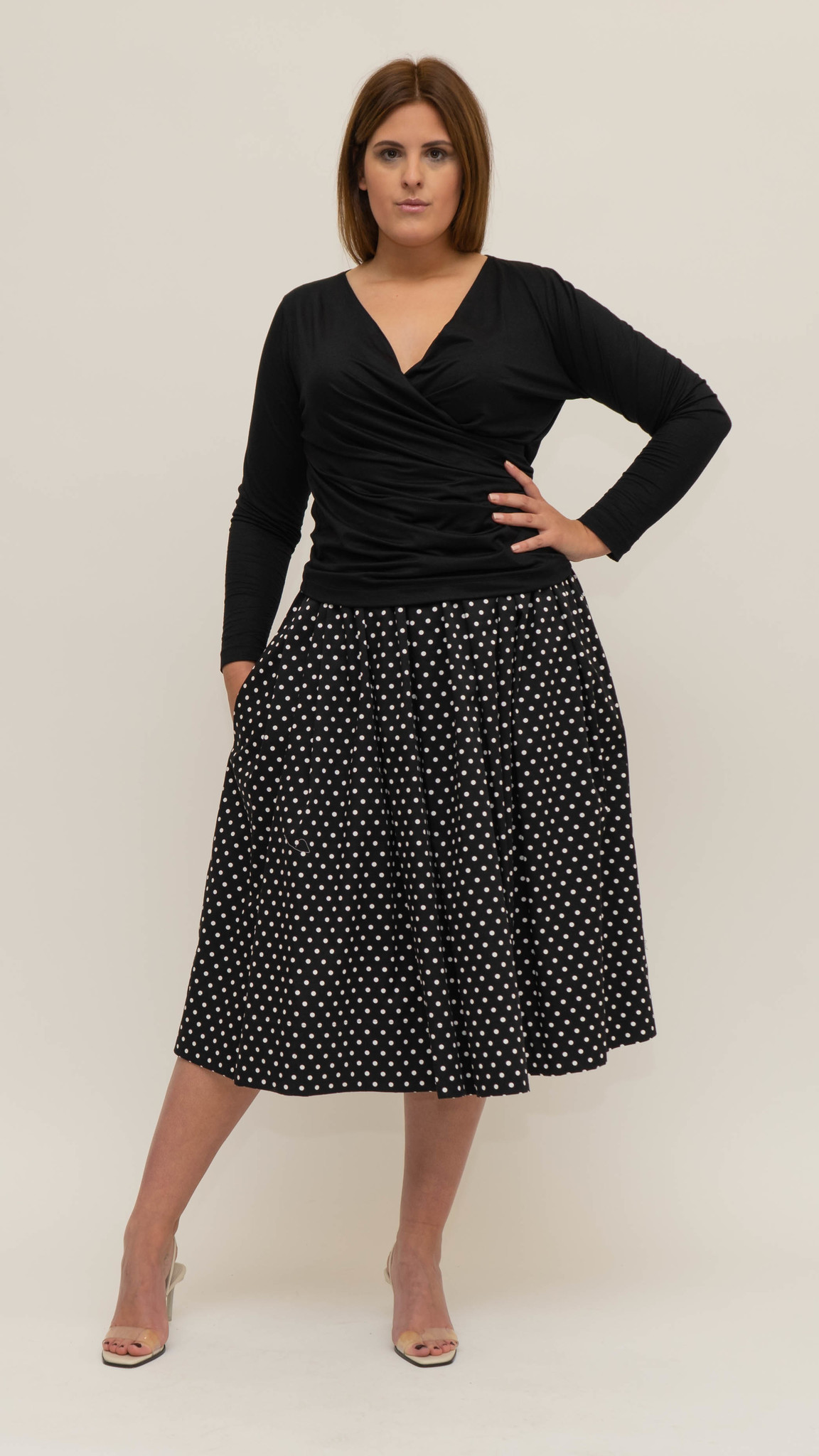 TULIP Skirt in Cotton-3