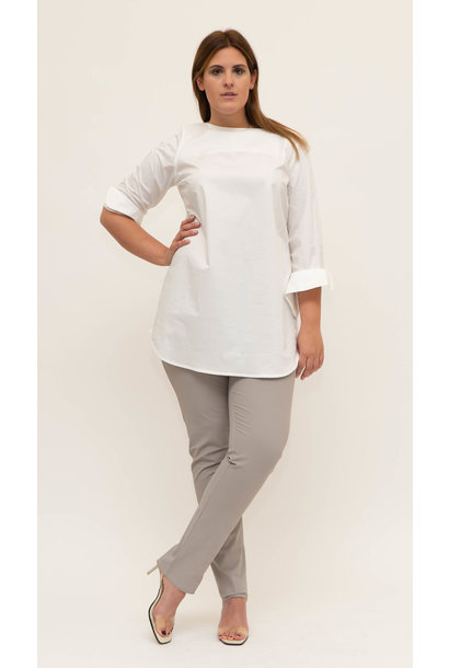 ZOJA Blouse in lightly crushed Cotton