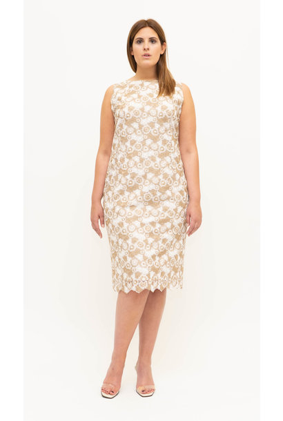 FIORENTINA embroidered Dress