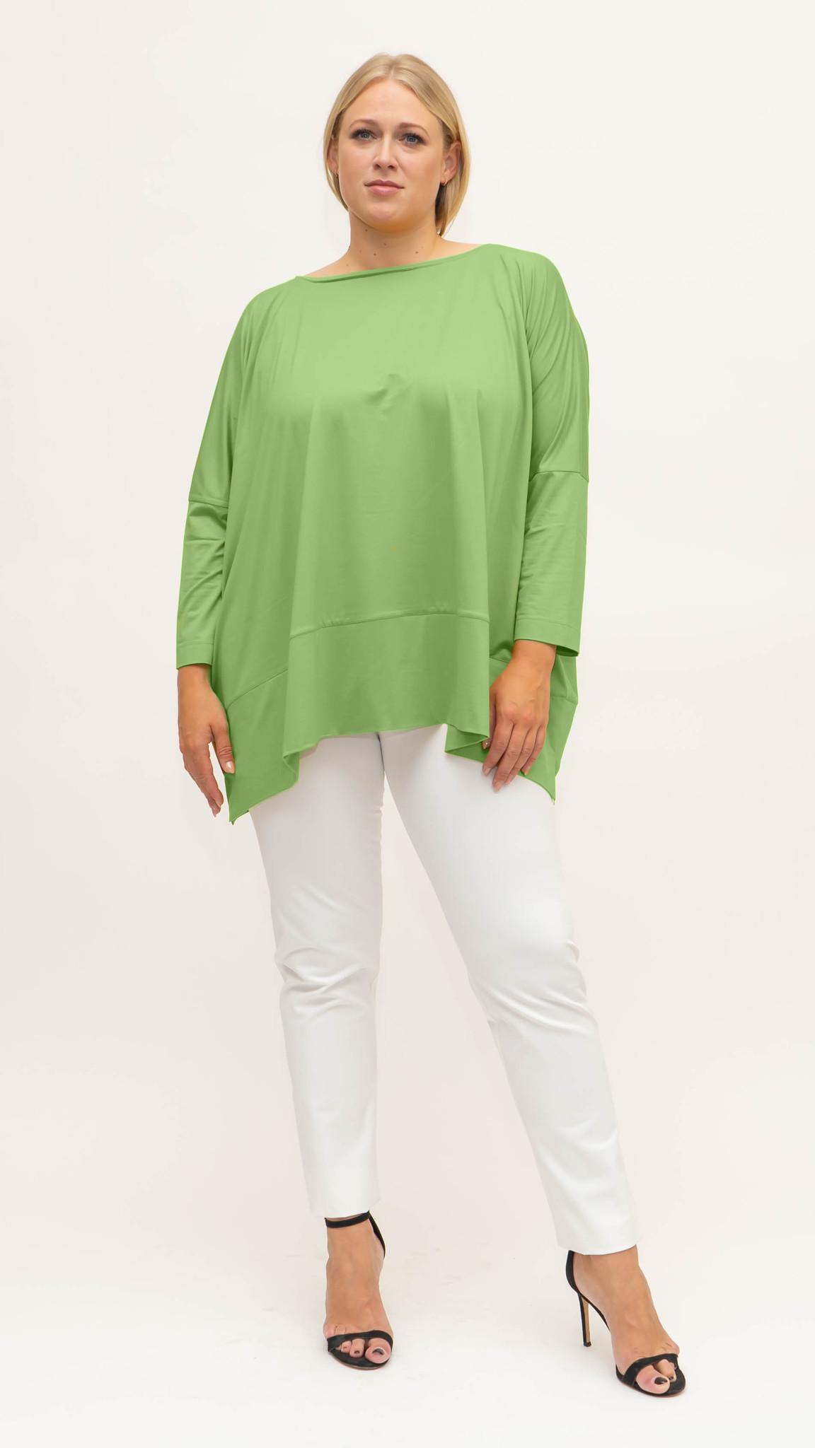 MAYA Shirt in Viscose-Jersey-5