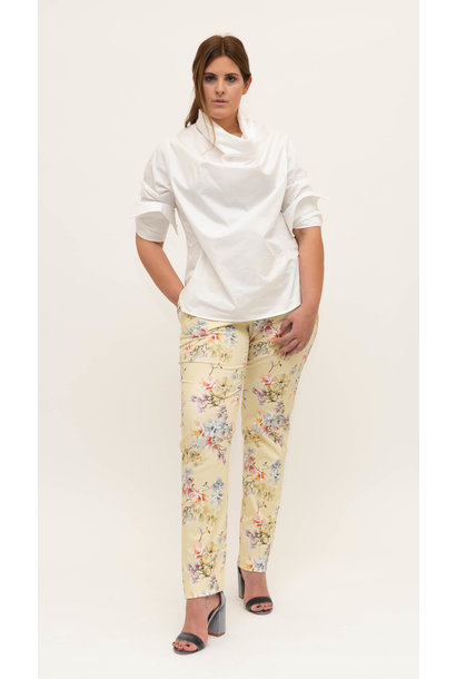 MAG Trouser in Cotton stretch