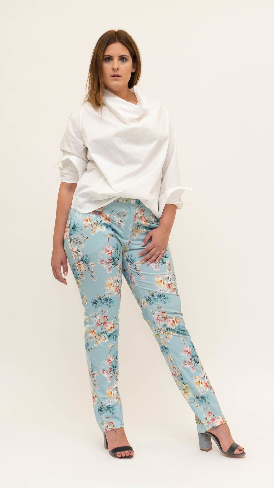 MAG Trouser in Cotton stretch-4