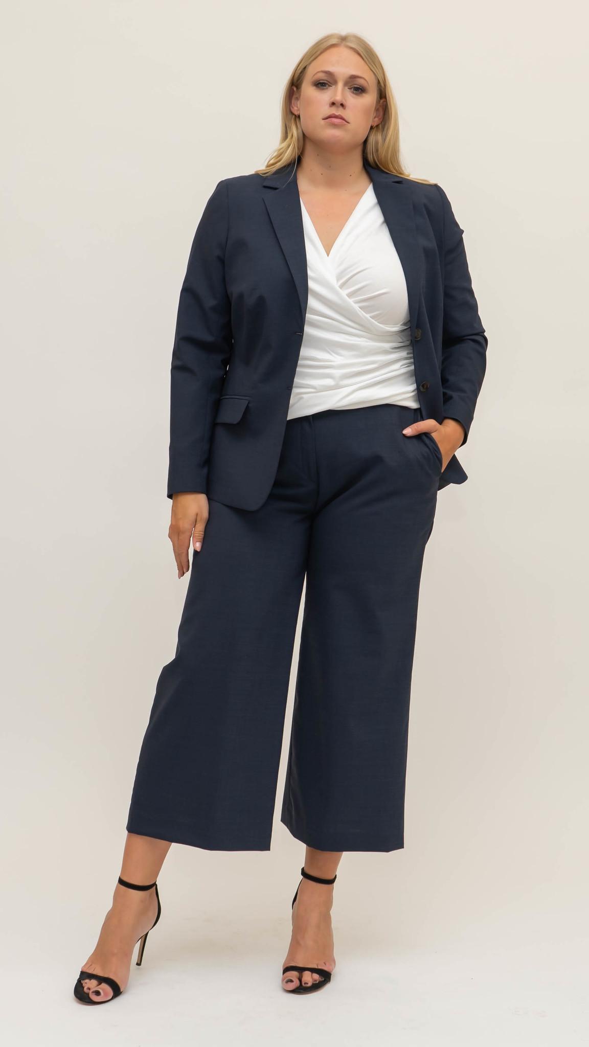 ZEN Trouser in Wool-3
