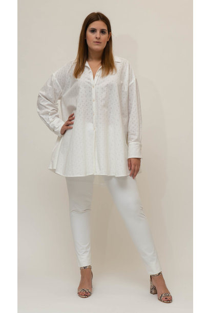 ANDREA Blouse in Cotton