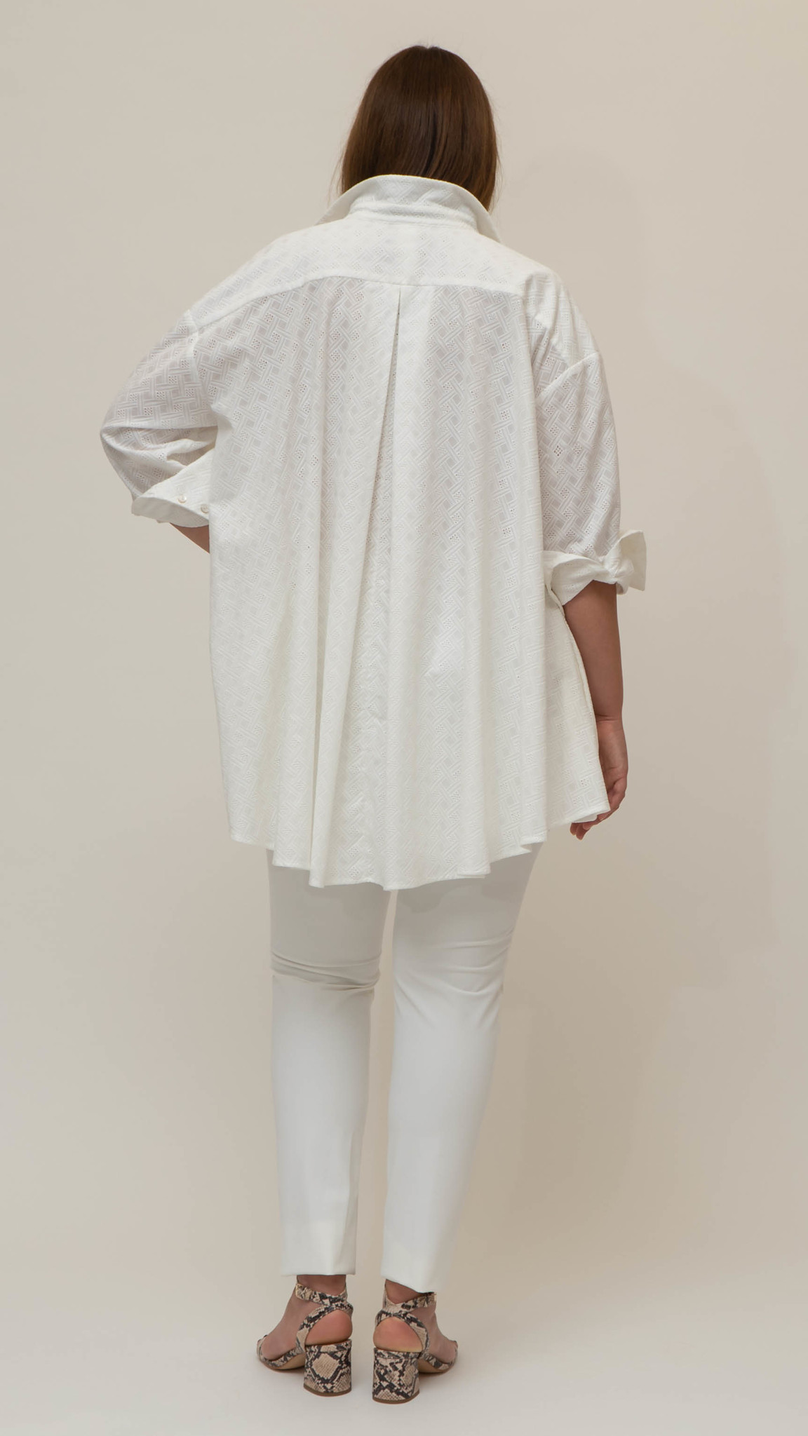 ANDREA Blouse in Cotton-3