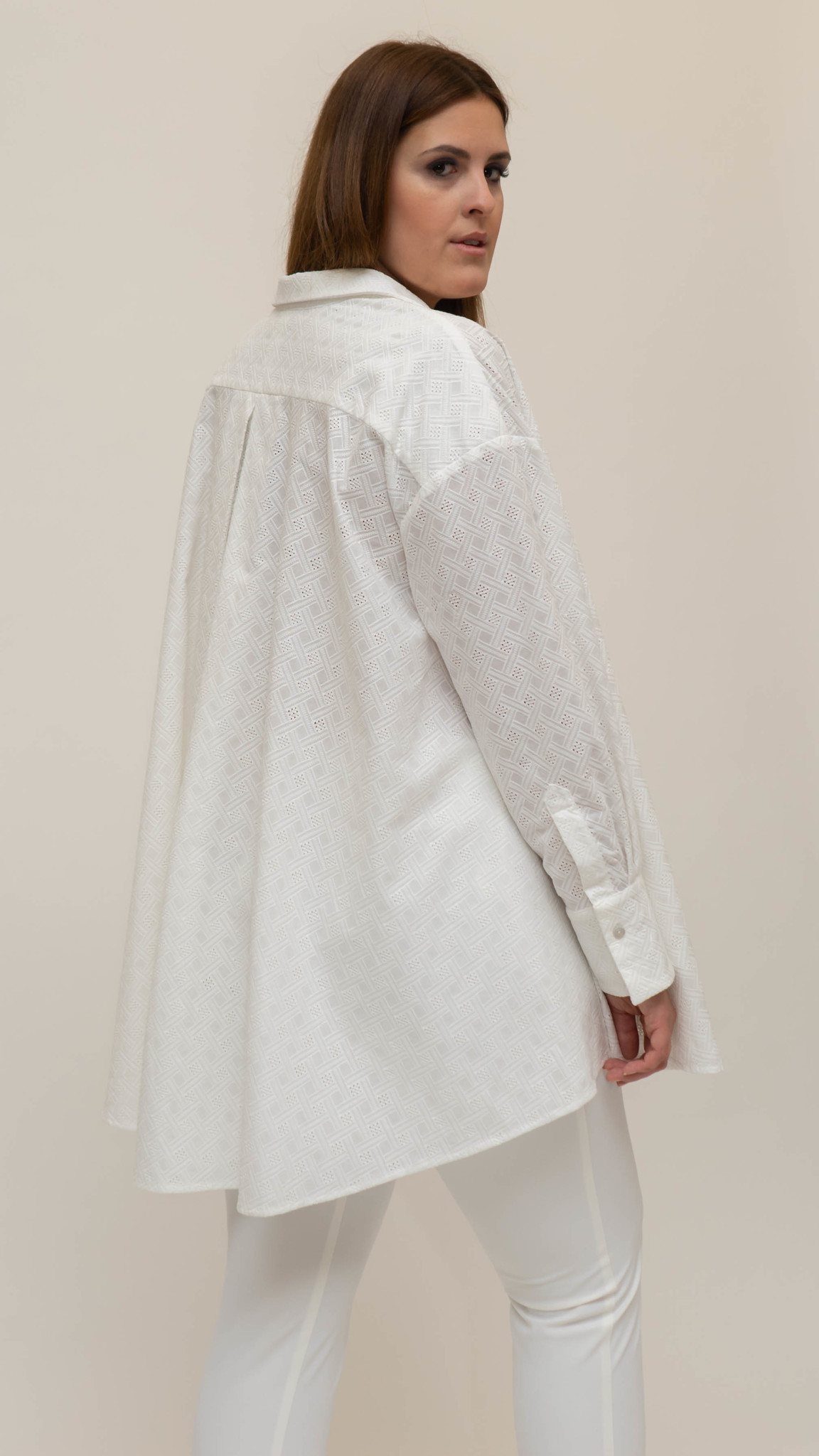 Andrea Blouse in Cotton-4