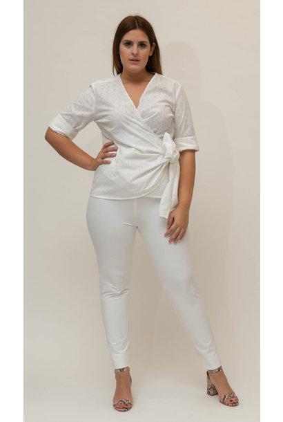 ANNA Bluse aus Baumwolle