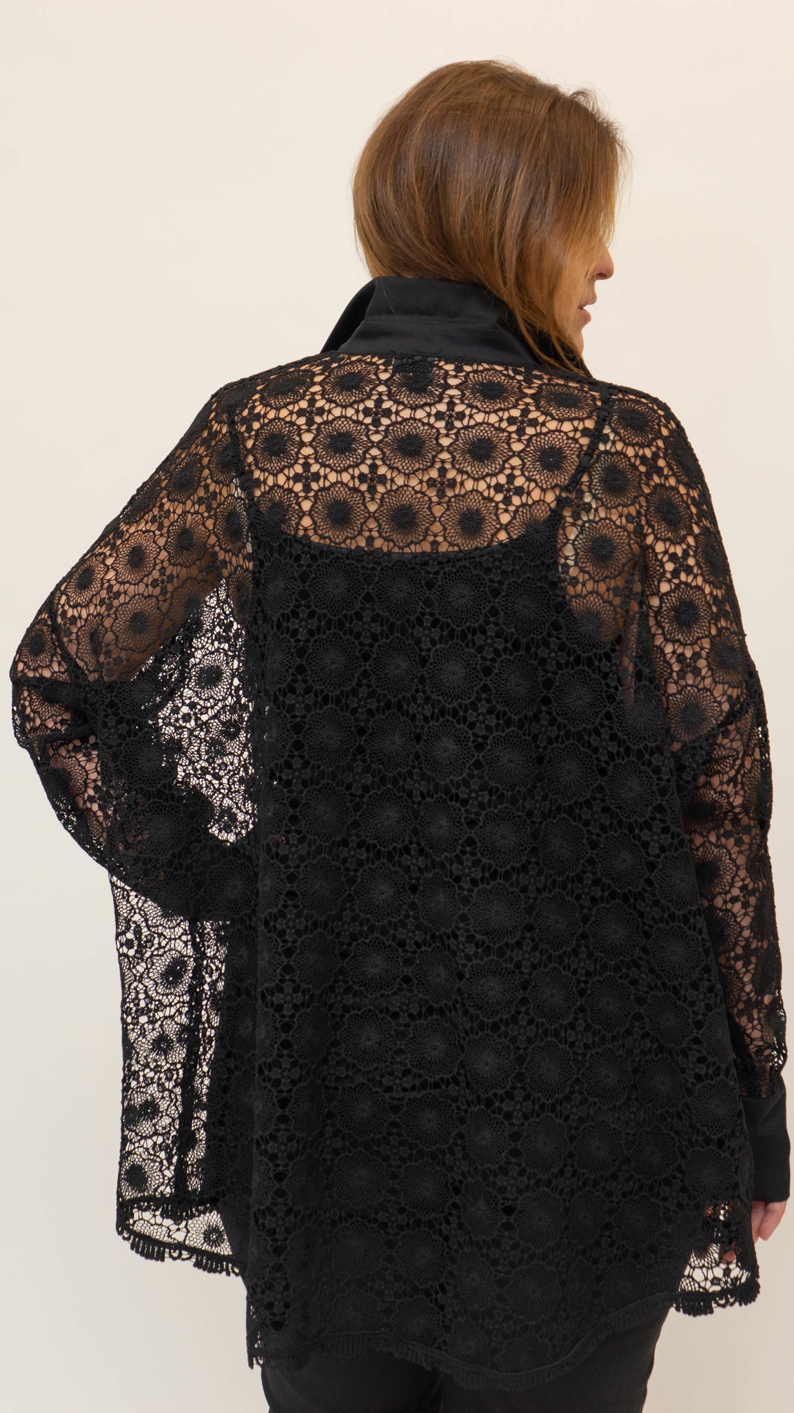 SADE Blouse in Lace-4
