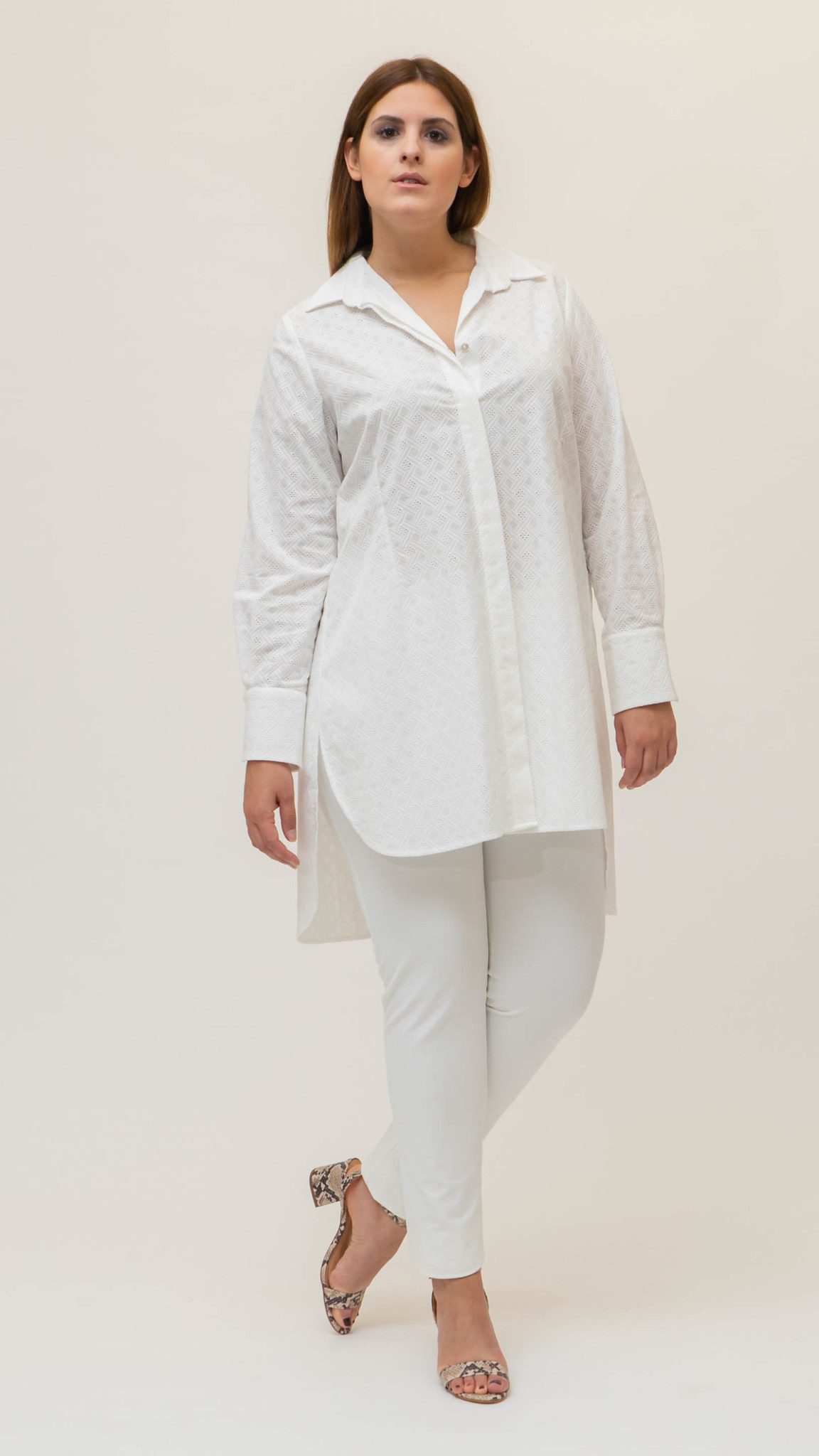GALIT embroidered Blouse-1