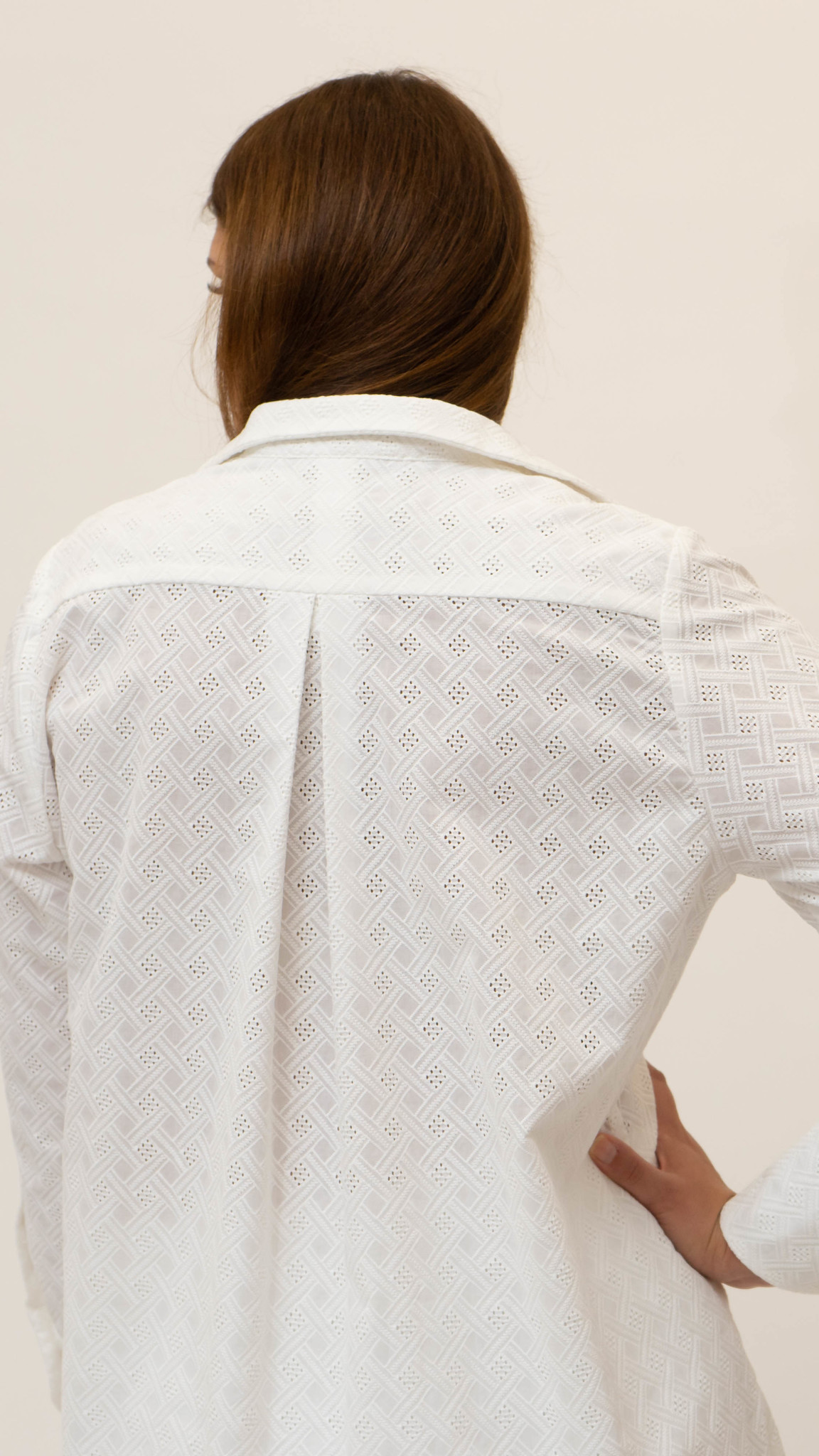 GALIT embroidered Blouse-3