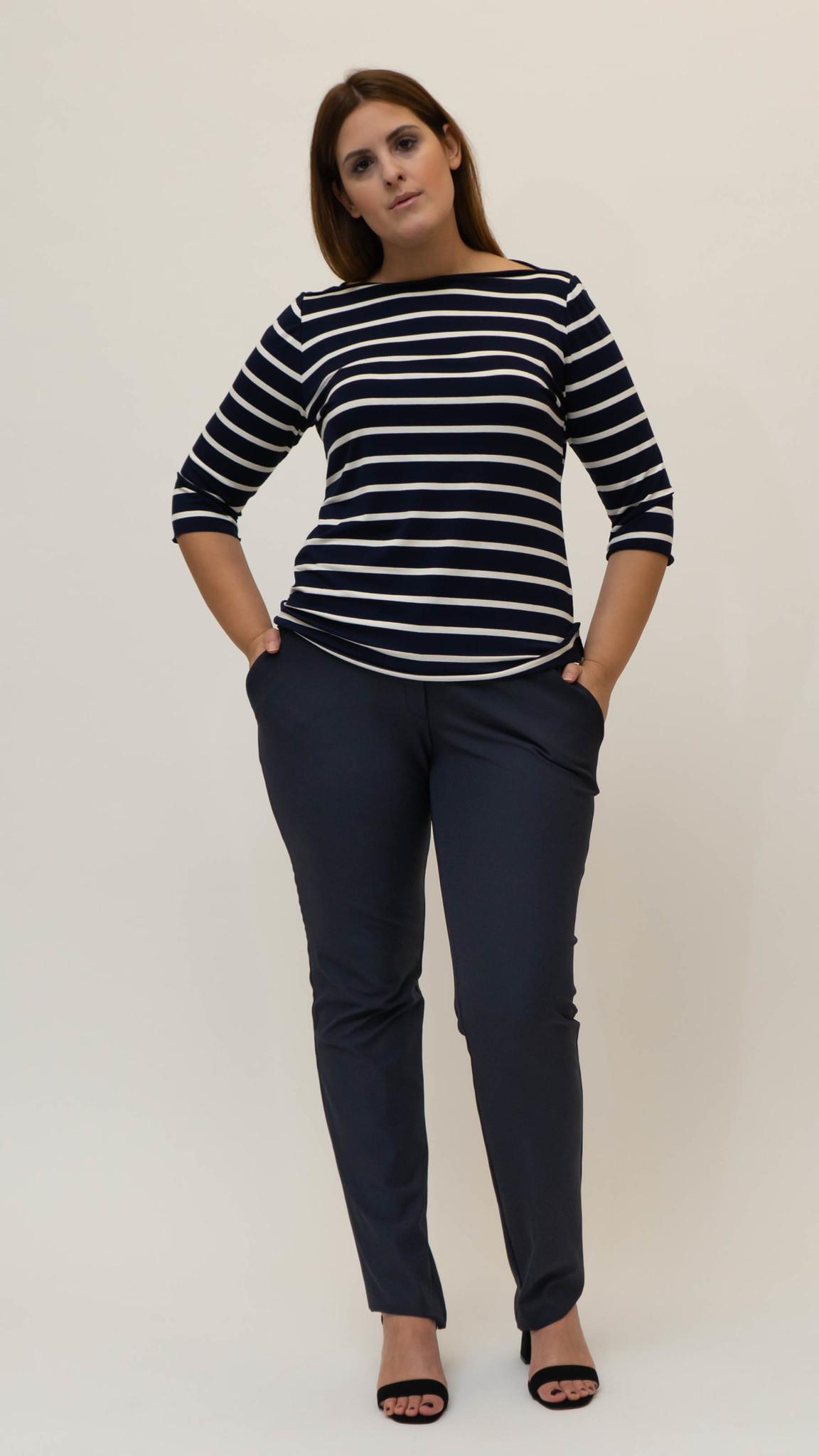 MARIETTE Shirt in Jersey-4