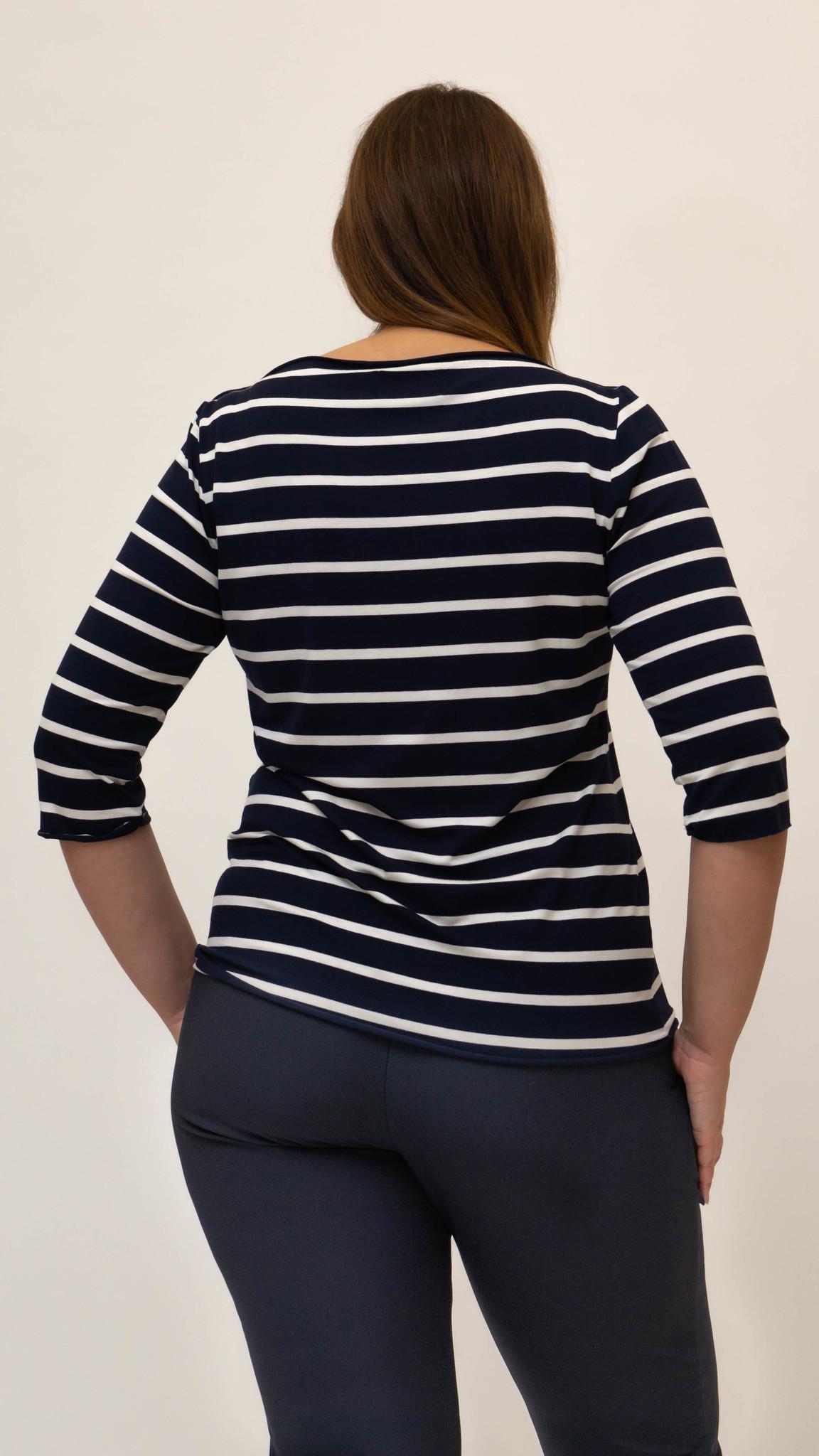 MARIETTE Shirt in Jersey-5